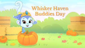 Palace Pets Pumpkin Dressed Up by Whisker Haven Masquerade Ep 202 Whisker Haven Tales With The
