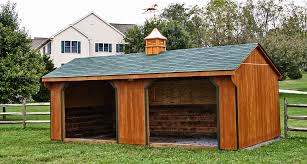 Metal Loafing Shed Kits by Run In Sheds Horse Run In Sheds Horse Shelters Horizon