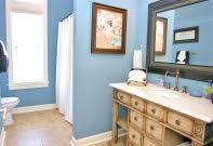 astonishing best bathroom ideas images on brown blue and