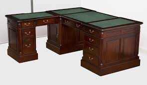 Jesper Office Executive Desk by Unique Desks Jesper Office Collection Desk With Return Cabinet
