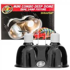 Flukers Sun Dome Clamp Lamp by Flukers Flukers Mini Sun Dome Reptile Lamps
