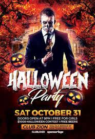 Free Halloween Flyer Templates by Halloween Flyers Download The Best Halloween Psd Flyer Templates