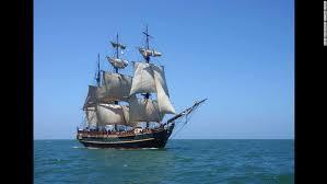 coast guard blames bounty loss on management captain cnn