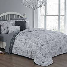 gray teen bedding for bed bath jcpenney