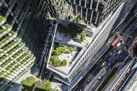 100 Robinson Architects Grant Associates Win An Award At The Singapore Landscape