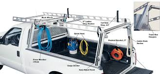 System One Contractor Rig Accessories - American Van