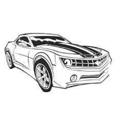 Transformers Favorite Car Too Have Emotions Coloring Pages