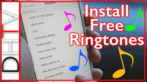 UPDATED How To Install Free Ringtones For iPhone 6s 5s 4s 6