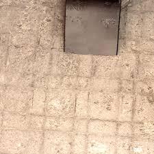 Laying Tile Over Linoleum Concrete by Prep A Tile Floor