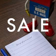 Letter Writers Alliance 16 Sparrows Sale