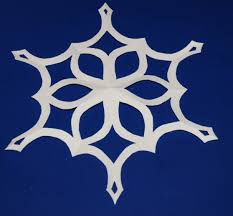 How to Cut Elegant Paper Snowflakes with wikiHow
