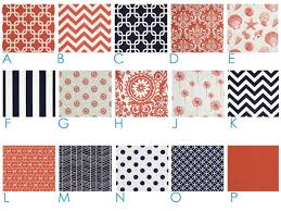 Coral And Navy Baby Bedding by Nursery Beddings Coral And Navy Baby Bedding In Conjunction With