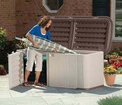 Suncast Garden Shed Taupe by Suncast Kensington Five Horizontal Plastic Storage Shed