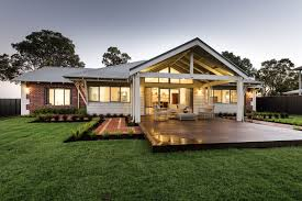 104 Rural Building Company Love This Country Home Design With Tall Living Area Ceiling And Balcony Outlook Karri Creek T Countryside House Australian Country Houses Country Modern Home