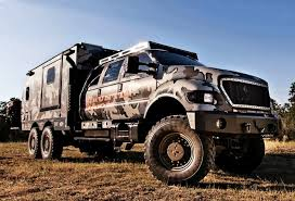 Custom Ford F650 Camper | When The Sh!t Hits The Fan Vehicles ...