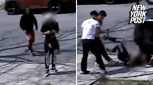 Brutal Video Shows Thugs Jump Teen For $2K Air Jordans