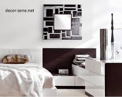 Full Size Of Bedroomexquisite Modern Bedroom Decorating Ideas Square Shaped Framed Wall Mirrors