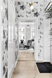 Hallways Are An Opportunity For Daring Design 9 Bold Ideas Wallpaper Accent WallsWallpaper