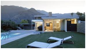 100 Richard Neutra House Kaufmann Desert By Poppy Bevan Design Studio