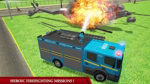 Fire Truck Simulator: Emergency Rescue Code 3D - Free Download Of ...