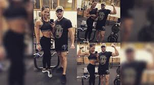 Roman Chair Leg Raises Jessie by The 20 Fittest Couples On Instagram Muscle U0026 Fitness