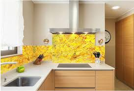 Bespoke Glass Splashbacks London Coloured