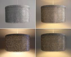 Punched Tin Lamp Shades Uk by 100 Laser Cut Lamp Shade Uk Modern Black Chrome Touch