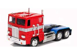G1 Optimus Prime And Movie Bumblebee RC Cars From Jadatoys