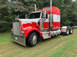 100 Tri Axle Heavy Haul Trucks For Sale KENWORTH W900 CommercialTruckTradercom