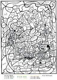 Color By Number Printables For Adults Coloring Pages Adult