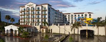 100 Sunset Plaza Apartments Anaheim Hotels In CA Near DISNEYLAND Courtyard