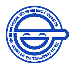 Anonymous Laughing Man Transparent By Anondesign