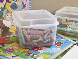Sterilite Storage Cabinet Grow by Amazon Com Sterilite 18038612 Flip Top Clear 12 Pack Home