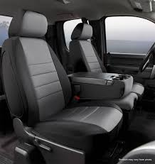 Neo Neoprene Custom Fit Truck Seat Covers, Fia, NP98-25GRAY | Titan ...