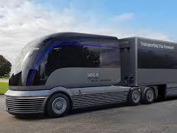 100 Semi Truck Trailers Hyundai Unveiled A Semitruck Concept That Runs On Hydrogen