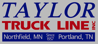 100 Taylor Truck Line TAYLOR TRUCK LINE LOGO St Christopher Ers Fund