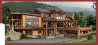 Large Log Cabin Floor Plans Photo by Wholesale House Plans Custom Log Cabin Home Plans
