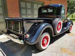 1935 Ford Pickup For Sale | ClassicCars.com | CC-1103508 1935 Ford Pickup For Sale Hot Rat Rod Youtube 35 Truck Factory Five Racing Just A Fun Classictrucksnet Pickup 2009 20 Falken All Terrain Wheels Restored Flathead Powered Beauty All Steel Aka The Bat Our Pinterest Trucks And 135 Ww2 V3000 German Album On Imgur Purple Classic Trucks