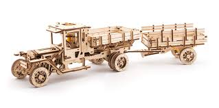 UGears Additions To Truck Kit - Mechanical 3D Model Product Gls Educational Supplies New 3d Wooden Truck Puzzle Jigsaw Lorry Model Toy Diy Kit For Buy Kids Manual Assembly Puzzles At Making A Monster Youtube Personalized Fun Tractor Trailer Shpull Moving Single Piece Hand Painted Wooddecom Custom Built Allwood Ford Pickup Large Wooden Truck With Blocks Luxe Edition Happy Little Folks Stone Blue Designnutee Dump With Tank Isolated On White Background Stock