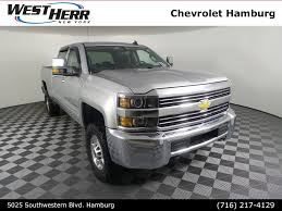 100 West Herr Used Trucks Chevrolet Silverado 2500 For Sale In Batavia NY 14020