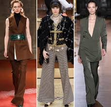 Fall Winter 2015 2016 Fashion Trends Flare Pants