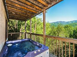 Cheap 1 Bedroom Cabins In Gatlinburg Tn by Majestic View 1 Bedroom Jetted Tub Mountain View Tub