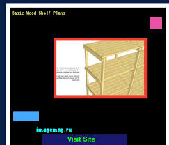 wood shelf plans for garage 101558 the best image search