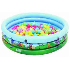 piscine a balle gonflable usine personnalisé gonflable piscine à balles à vendre bébé
