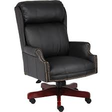Boss Traditional High Back CaressoftPlus Chair W/Mahogany Base, Black  (B980-CP) Heres A Great Deal On Boss Office Products B8991c High Top 8 Most Popular Leather Modern Office Desk Brands And Get Amazing New Deals Chairs Versailles Cherry Wood Back Executive Finished Mahogany Untitled Multi Desk Sears Mid Guest Chair Caressoft Pin By Prtha Lastnight Room Ideas Low Budget Check Out These Major Caressoftplus