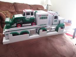 Holiday Gift 2013: Hess 2013 Toy Truck And Tractor #Hess #SP ... The Hess Race Cars Here Releases 2009 Toy Car And Racer Any More Trucks Best Truck Resource 2010 Gasoline And Jet With Similar Items 2013 Hess Truck Tractor Review Youtube Classic Toys Hagerty Articles Hess Trucks Helicopter Plane Lot 6500 Pclick Tractor New In Box Unopened Never Played Great River Fd Creates Lifesized Newsday Leaving American Trucking Show Diesel Featured A Freakin F22 Helicopter