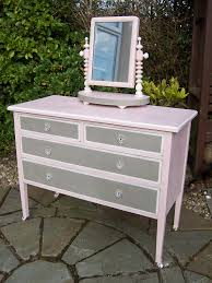 Dressing Table Annie Sloan Antoinette French Linen