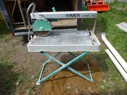 Imer Tile Saw Combi 200 by Ncs Tile U0026 Asphalt Company Liquidation 2016 In Willmar Minnesota