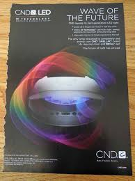 Cnd Uv Lamp Instructions by Technology