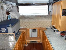 Truck Bed Camper Lnterior — NICE CAR CAMPERS : How To Choose Truck ...